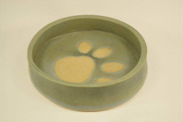 Solide hundeskåle i stentøj keramik