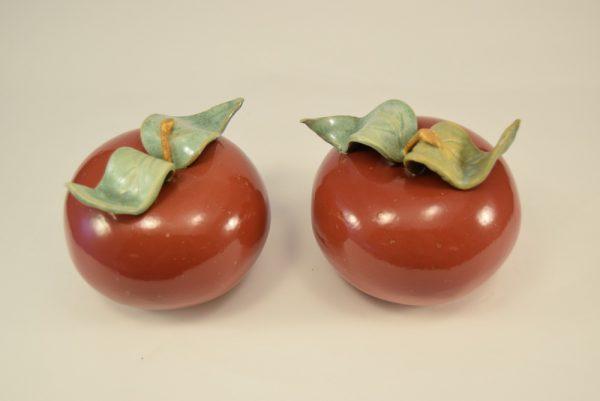 Yduns æbler i keramik