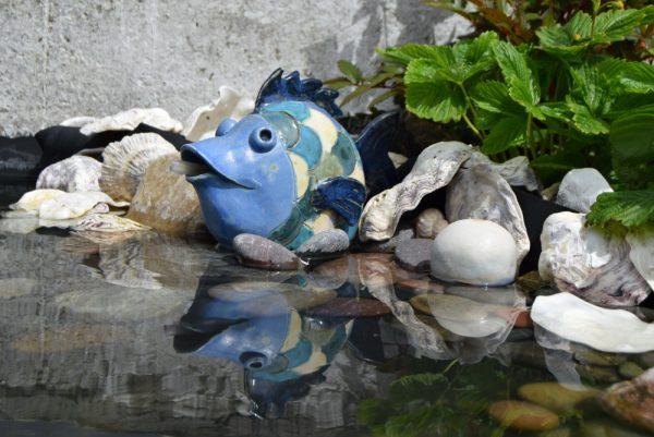 som en fisk i vandet
